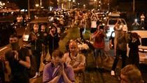 1 Orang Tewas dalam Demonstrasi Sengketa Pemilu di Belarus