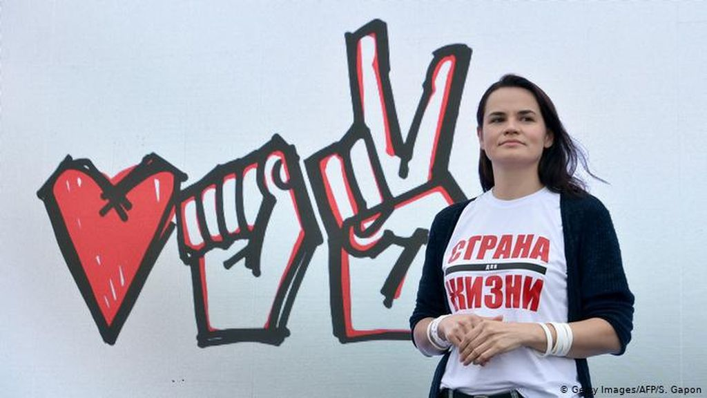Kandidat Oposisi Belarus Lari ke Lituania Setelah Bentrokan