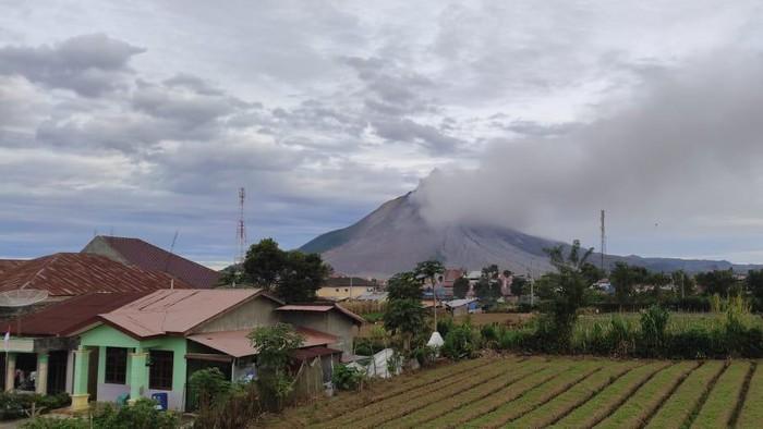 Gunung Sinabung (dok. Istimewa)