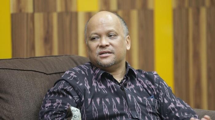 Komisaris Utama PT Regio Aviasi Industri Ilham Akbar Habibie