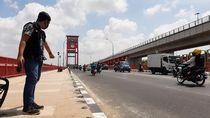 Tiang Pembatas di Jembatan Ampera Rusak-Hilang, Perbaikan Ditaksir Rp 40 Juta