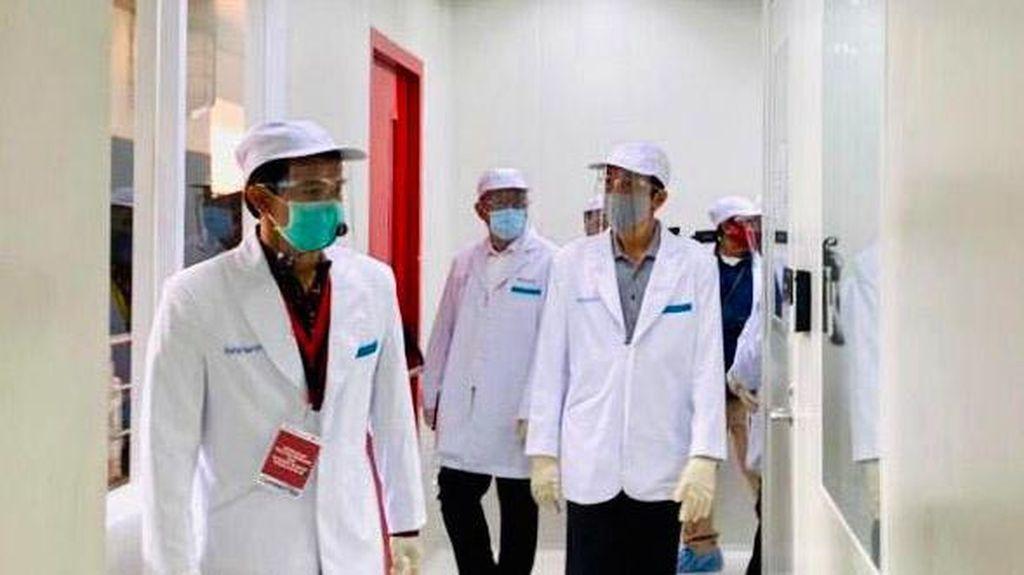 Jokowi Targetkan Produksi Vaksin Awal 2021, Komisi IX DPR: Kita Doakan