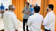 Saat Erick Thohir Puji Keputusan Jokowi untuk Tidak Lockdown