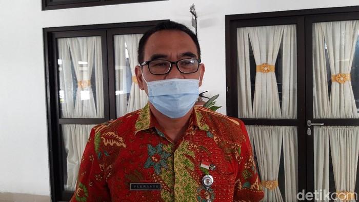 Kepala Dinas Pemberdayaan Masyarakat dan Desa (Dispermasdes) Boyolali, Purwanto.