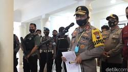 Polisi Tangkap 5 Orang Penyerang Doa Nikahan Anak Habib Umar Assegaf