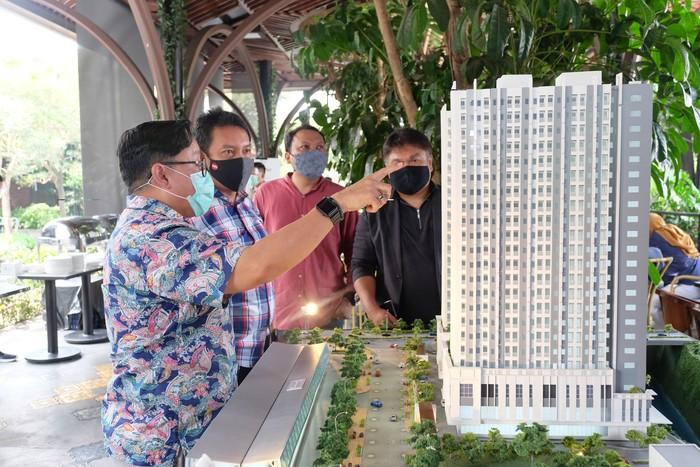 PT Adhi Commuter Properti, anak usaha PT Adhi Karya Tbk. (ADHI) semakin menggiatkan proyek properti yang berkonsep terintegrasi transportasi massal (Transit Oriented Development/TOD). Salah satunya yaitu Grand Central Bogor, yang berada tepat di sisi Stasiun Bogor.