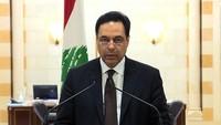 PM Lebanon Mengundurkan Diri Usai Ledakan di Beirut