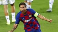 Eks Pelatih Madrid: Messi Pemain Terbaik Sepanjang Masa