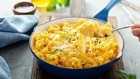 Resep Macaroni and Cheese yang Praktis dan Enak