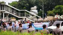 Massa Fakta Maluku Geruduk KPK
