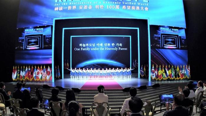 Universal Peace Federation (UPF) menggelar acara KTT Daring Virtual yang dihadiri lebih dari 120 negara di seluruh dunia. Organisasi apa sih ini?