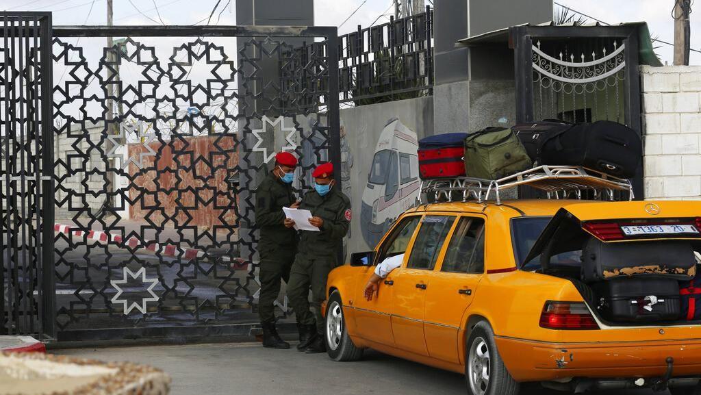 Kejadian Langka Saat Mesir Buka Perbatasan Gaza