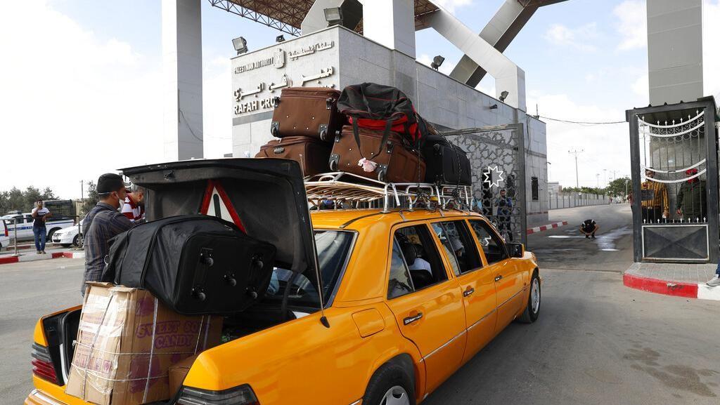 Mesir Buka Lagi Perbatasan Rafah di Jalur Gaza