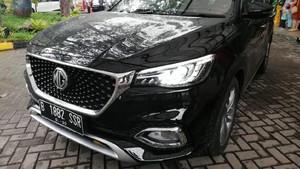 MG HS, Pesaing Honda CR-V yang Dibanderol Rp 300 Jutaan
