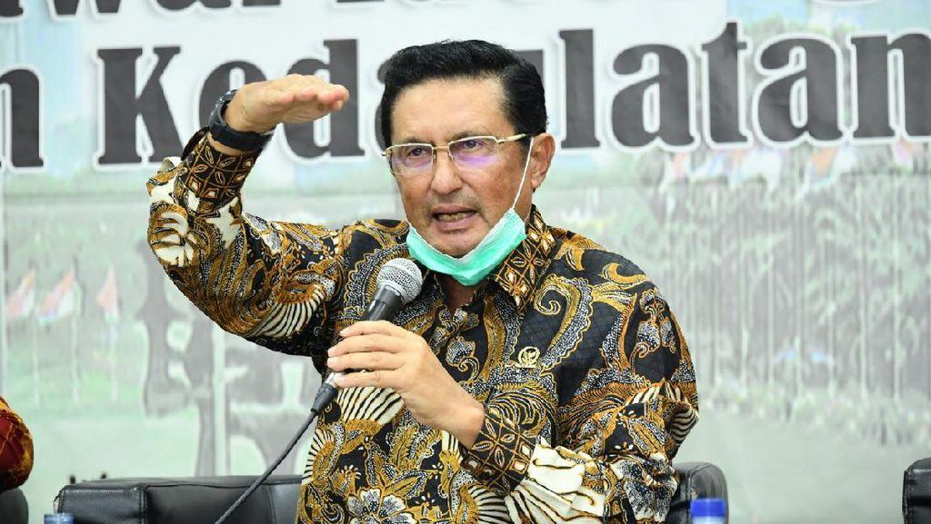 Wakil Ketua MPR Harap Presiden Beri Pesan Menenangkan di Sidang Tahunan