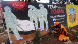 Update Corona Indonesia 11 Agustus: Tambah 1.693, Positif Jadi 128.776 Kasus