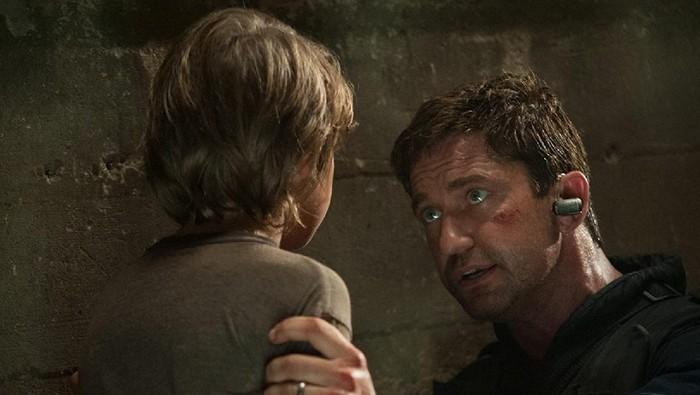 Sinopsis Olympus Has Fallen Dibintangi Gerard Butler, Tayang di Bioskop Sahur