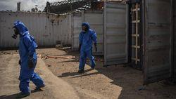 Pakar Prancis: Bahan Kimia Berbahaya Masih Ada di Pelabuhan Lebanon