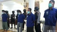 Ini Tampang 5 Pelaku Penyerangan Doa Nikahan Anak Habib Umar Assegaf
