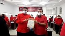 PDIP Resmi Calonkan Mantu Jokowi dan Ponakan Prabowo di Pilkada