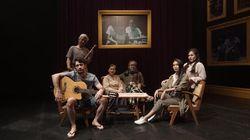 Happy Salma Cerita Awal Garap Pentas Teater Daring Pertama saat Pandemi
