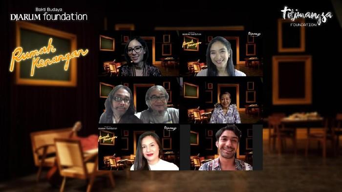 Pentas Virtual Daring Rumah Kenangan Persembahan Titimangsa Foundation