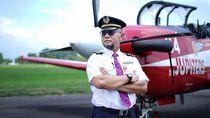 5 Pilot Alih Profesi Jadi Penjual dan Pengantar Makanan Saat Pandemi