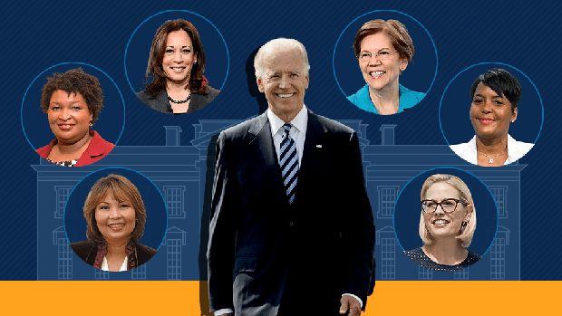 Pilpres AS: 'Kamala Harris hingga Michelle Obama', 13 perempuan yang berpotensi jadi cawapres AS dampingi Biden