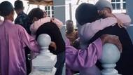 Viral, Momen Haru Pertemuan Anak dan Ibu Setelah 20 Tahun Terpisah