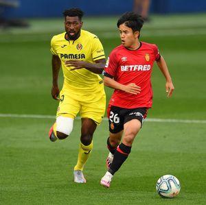 Takefusa Kubo Resmi Dipinjamkan ke Villarreal