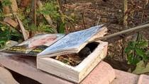 Pemulung Temukan Benda Mencurigakan Diduga Bom Buku di Wonogiri