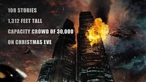 Sinopsis The Tower, Bencana di Gedung Pencakar Langit