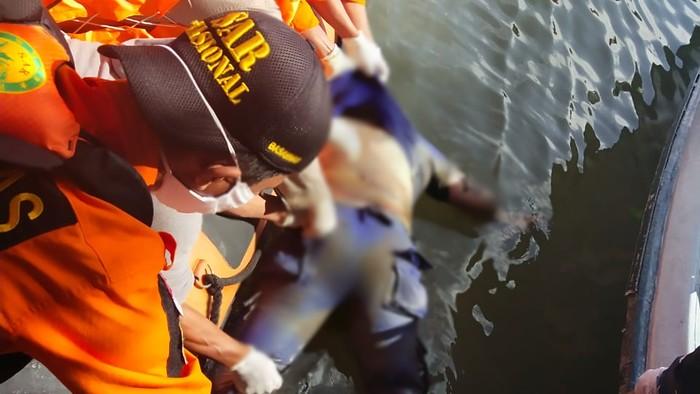 Tim SAR temukan jasad polisi yang hilang akibat kecelakaan speed boat di Kaltara