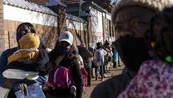 Kasus Positif Corona di Afrika Tembus 5 Juta