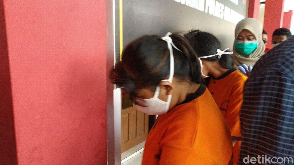 Cerita Penangkapan 2 Gadis Majalengka yang Cekik Mati Nenek