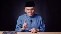 Amien Rais Luncurkan Buku Berisi Deretan Kritik ke Jokowi