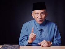 Amien Rais Deklarasi Partai Ummat Tanggal 17 Ramadhan