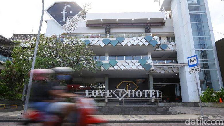 Hotel di Bali Ini Jadi Tempat Berteduh Turis Selama Pandemi