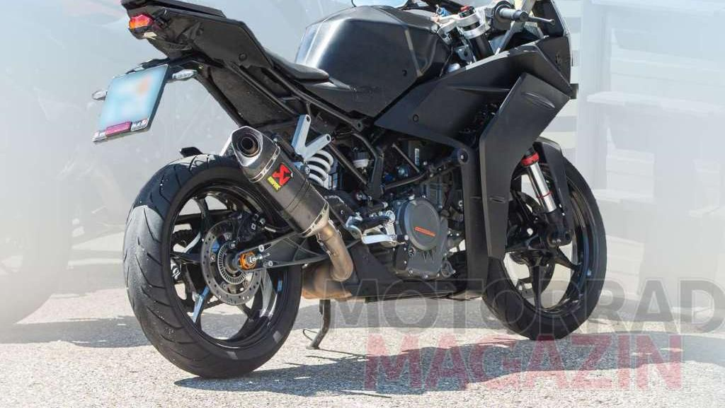 KTM Tes Motor Baru Pakai Knalpot Akrapovic, Model Apa yang Bakal Diperbarui?