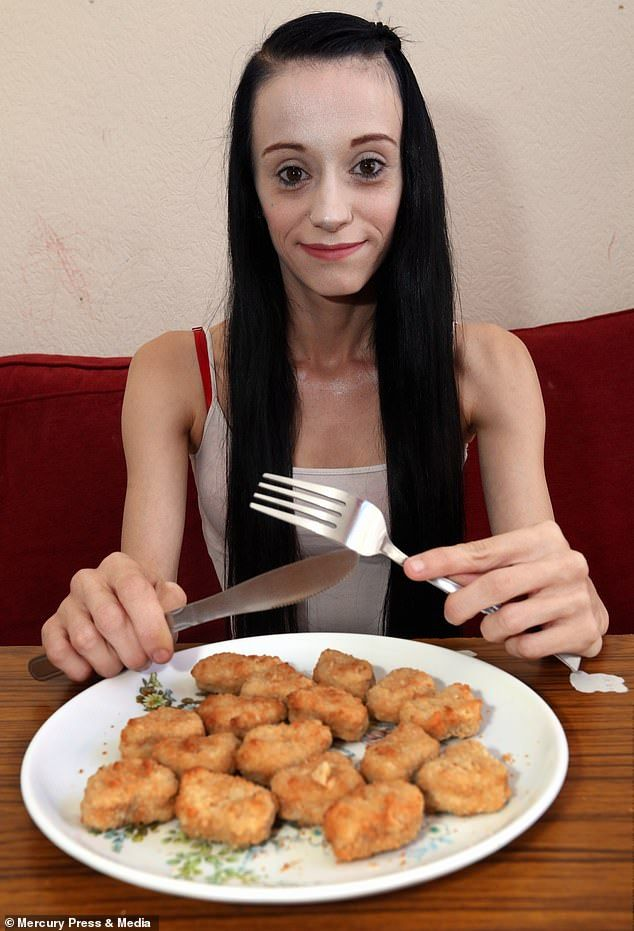 Hanya Mau Makan Chicken Nugget