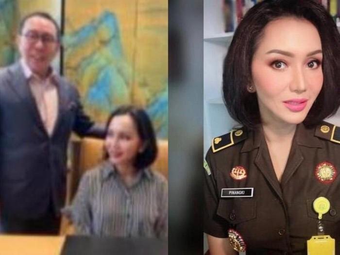 Jaksa Pinangki Sirna Malasari ditetapkan sebagai tersangka dalam kasus Djoko Tjandra. Pinangki langusng ditahan di Rutan Khusus Wanita Pondok Bambu, Jakarta.