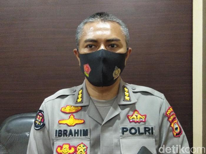 Kabid Humas Polda Sulawesi Selatan Kombes Ibrahim Tompo.