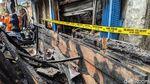 Asal Api Kebakaran di Duri Utara Tambora Digaris Polisi