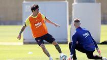 Lionel Messi Baik-baik Saja