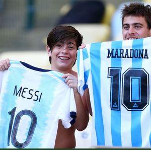 Lionel Messi Diklaim Takkan ke Inter karena Beda dengan Maradona