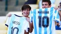 Maradona Meninggal, AVB Minta Nomor 10 Dipensiunkan di Sepakbola