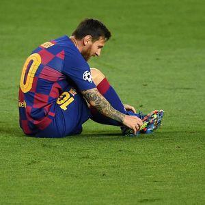Lionel Messi Panaskan Rumor Mau ke Inter Milan, Ini Penyebabnya