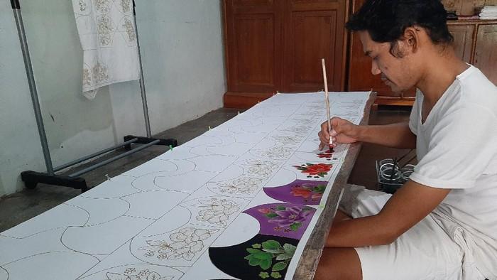 masker batik Laku Dipasar Luar Negeri Saat Pandemi Corona