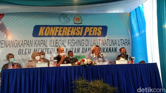 Menteri Kelautan dan Perikanan (KKP) Edhy Prabowo.
