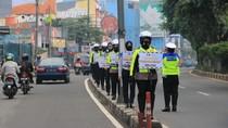 Motor Masuk Jalur Cepat Jl Margonda Depok Bakal Kena Tilang Elektronik
